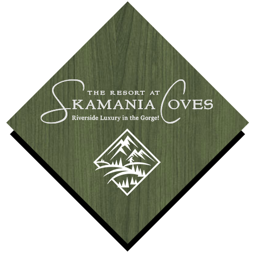 Skamania Coves - Footer Logo
